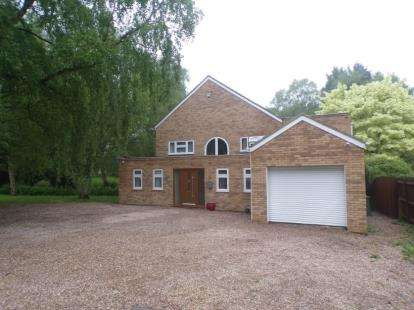 5 Bedrooms Detached House for sale in Southmeads Close, Oadby, Leicester