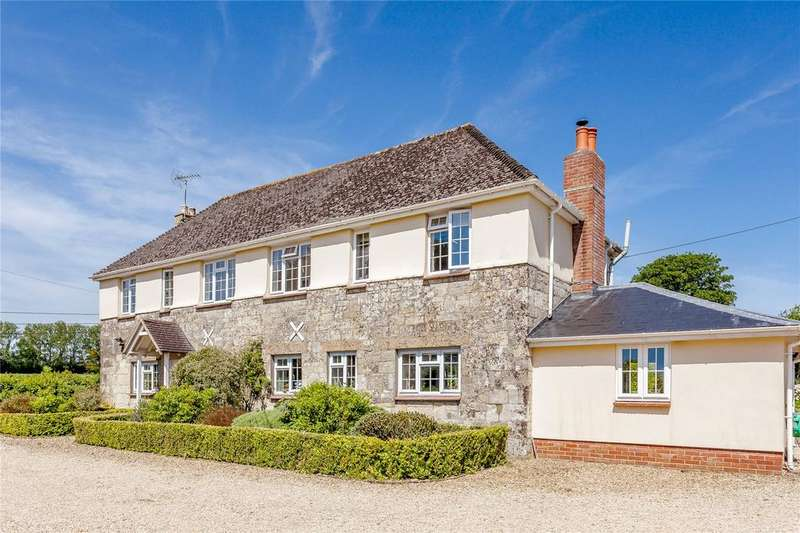 5 Bedrooms Detached House for sale in Sutton Mandeville, Salisbury