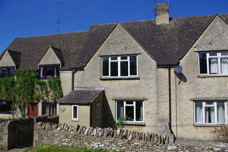 3 Bedrooms Terraced House for sale in Sherborne Lane, Great Rissington, Gloucestershire