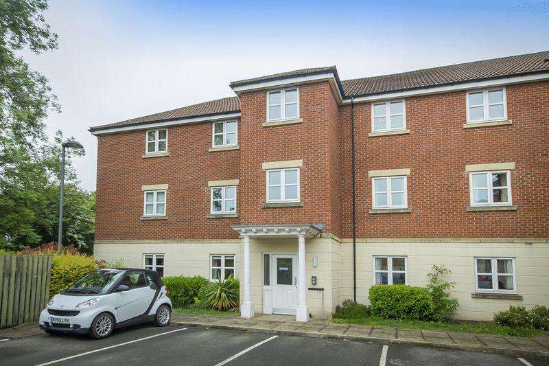 2 Bedrooms Apartment Flat for sale in RADBOURNE COURT, MICKLEOVER