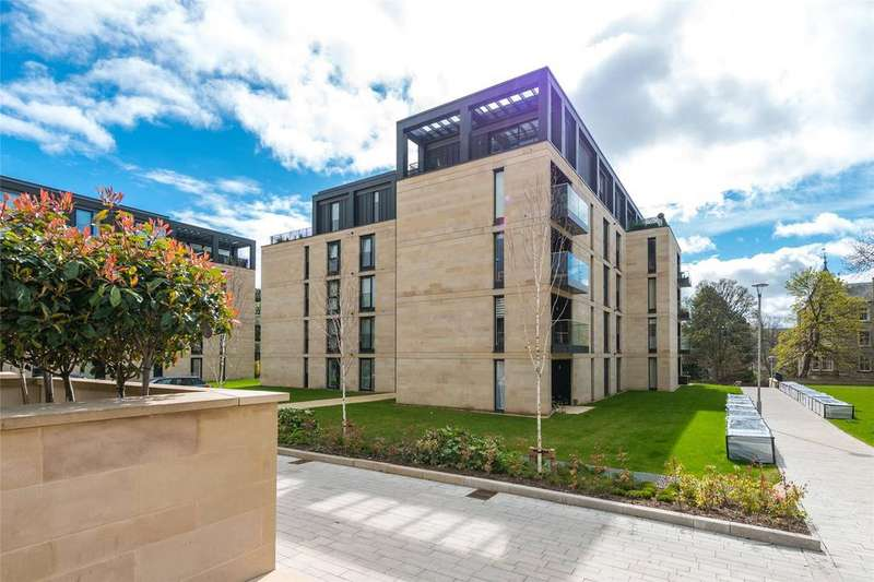 3 Bedrooms Penthouse Flat for sale in Woodcroft Road, Edinburgh