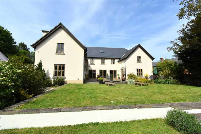 6 Bedrooms Detached House for sale in Silverwood, Llanvair Discoed, Chepstow