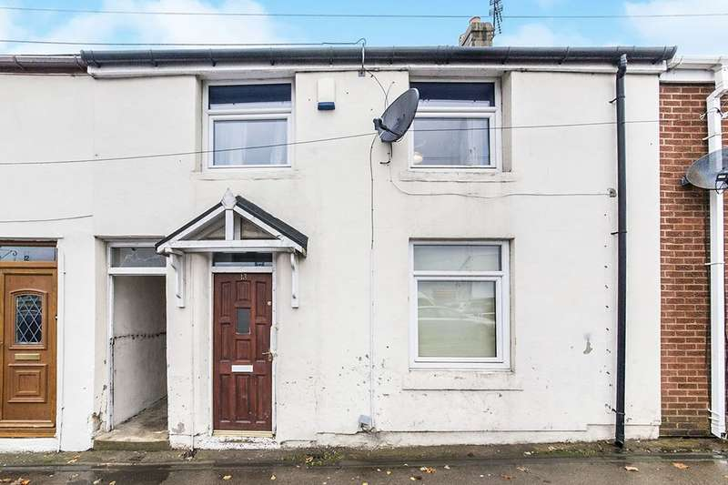 3 Bedrooms Terraced House for sale in Providence Place, Durham, DH1