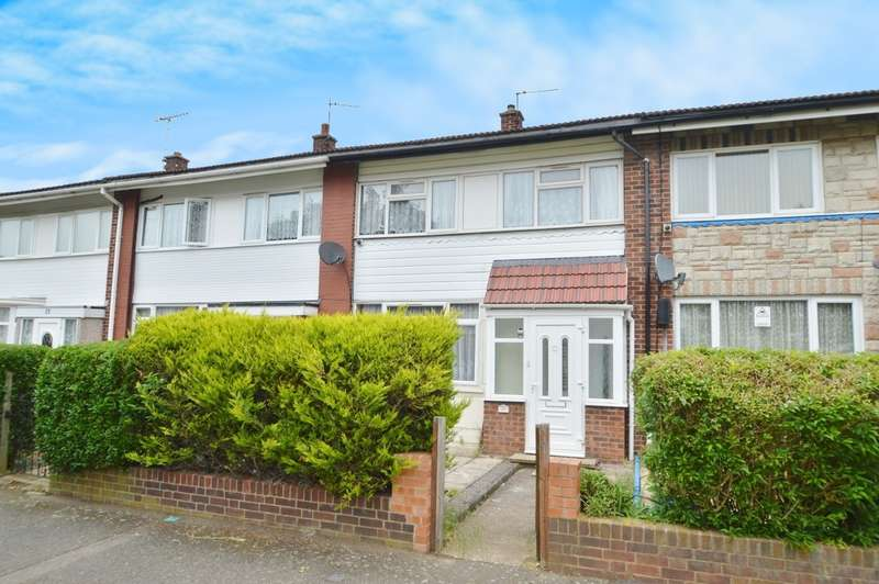 3 Bedrooms Terraced House for sale in Tamar Way, Langley, SL3