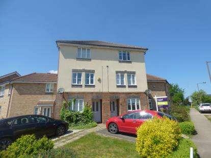 4 Bedrooms Semi Detached House for sale in Flaxley Gate, Monkston, Milton Keynes
