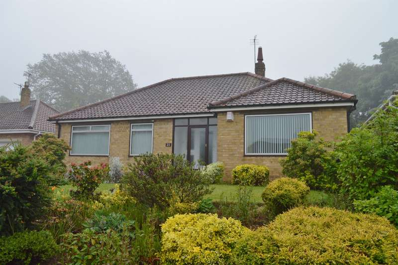3 Bedrooms Detached Bungalow for sale in Crathorne Park, Normanby, Middlesbrough, TS6 0JL
