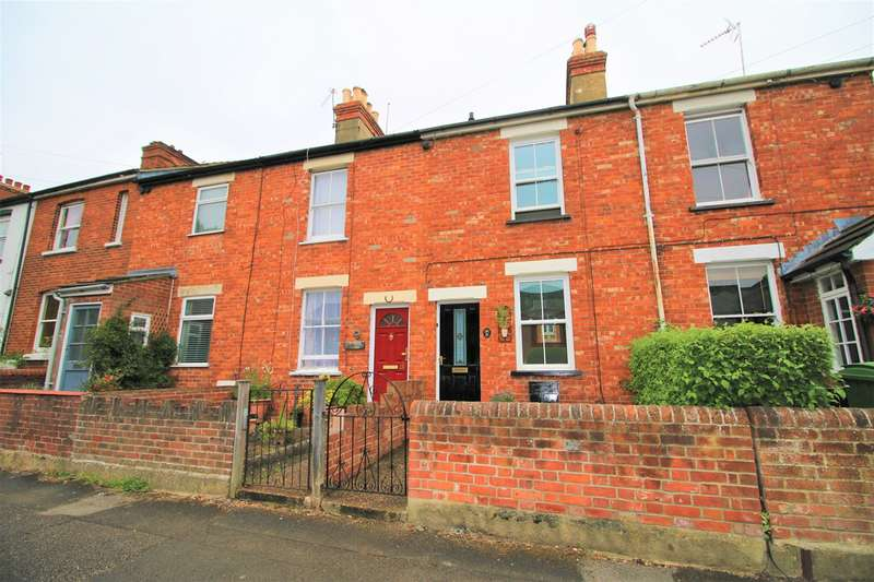 2 Bedrooms Terraced House for sale in Lower Brook Street, Brookvale, Basingstoke, RG21