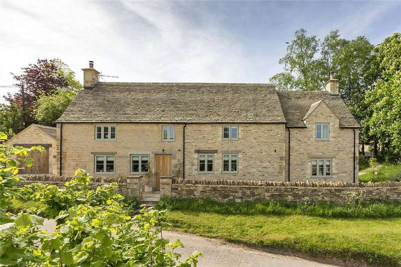 5 Bedrooms Detached House for sale in Great Rissington, Cheltenham, Gloucestershire, GL54