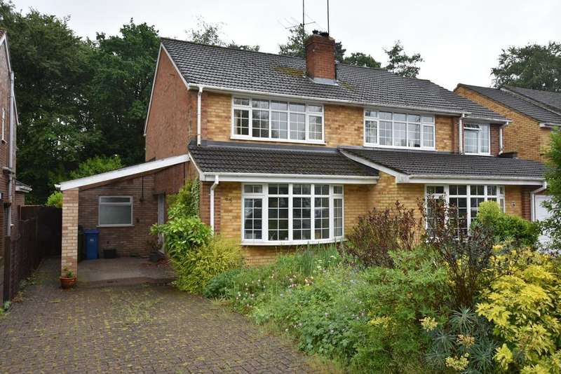 4 Bedrooms Semi Detached House for sale in Prince Andrew Way, Ascot SL5
