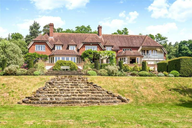 7 Bedrooms Detached House for sale in Hesworth Common, Fittleworth, Pulborough, West Sussex, RH20