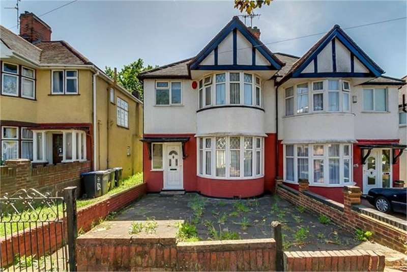 3 Bedrooms Semi Detached House for sale in Randall Avenue, London