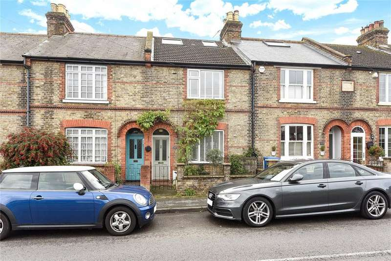 3 Bedrooms Terraced House for sale in St. Leonards Road, Windsor, Berkshire, SL4