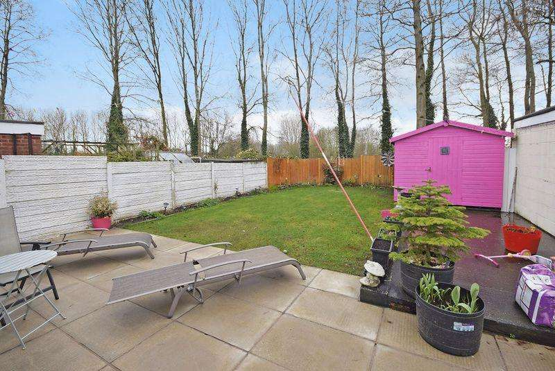 2 Bedrooms Detached Bungalow for sale in Ronaldshay, WIDNES