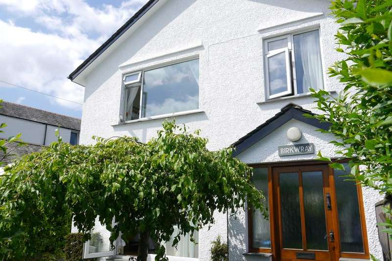 3 Bedrooms Semi Detached House for sale in Birkwray, Tilberthwaite Avenue, Coniston, LA21 8ED
