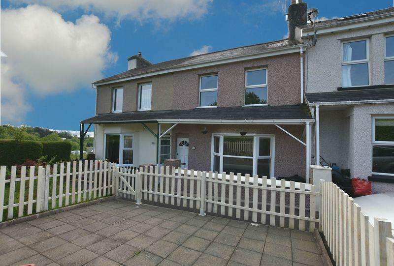 3 Bedrooms Terraced House for sale in Caradon Terrace, Saltash