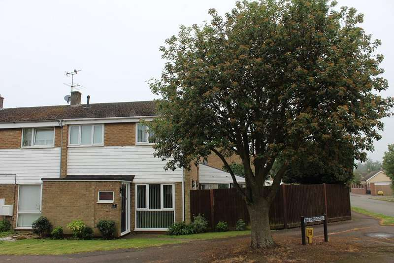 3 Bedrooms End Of Terrace House for sale in The Paddocks, Potton, Sandy, SG19