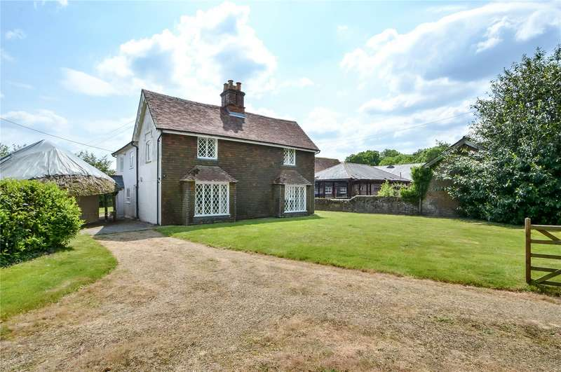 4 Bedrooms House for sale in Bramshaw, Lyndhurst, Hampshire, SO43