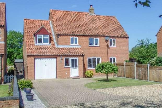 5 Bedrooms Detached House for sale in 22 Batterby Green, Hempton