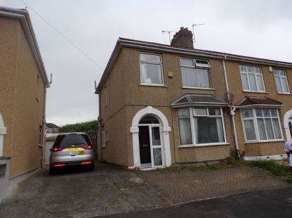 3 Bedrooms Semi Detached House for sale in Beaufort Road, Kingswood, Bristol, Gloucestershire