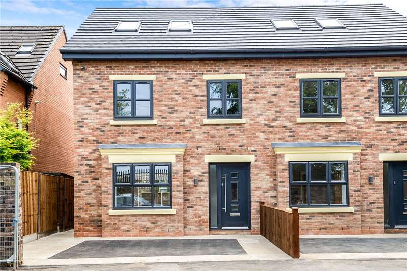 3 Bedrooms Semi Detached House for sale in Quarry Road, Liverpool, L13