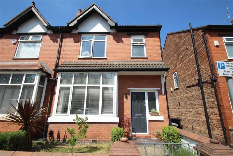 3 Bedrooms Semi Detached House for sale in Poplar Avenue, Altrincham