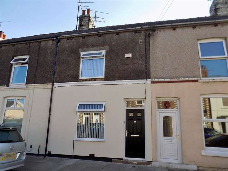 3 Bedrooms Terraced House for sale in Flora Street, Eston, Middlesbrough, TS6 9QP