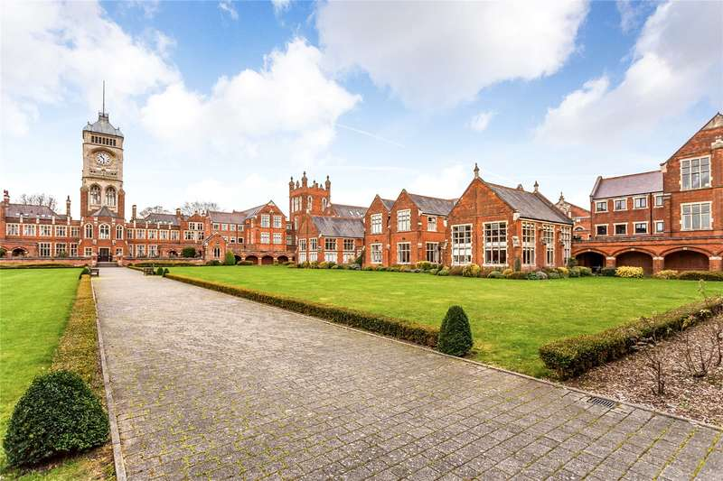 4 Bedrooms Flat for sale in Wessex House, Royal Connaught Park, Marlborough Drive, Bushey, Hertfordshire, WD23