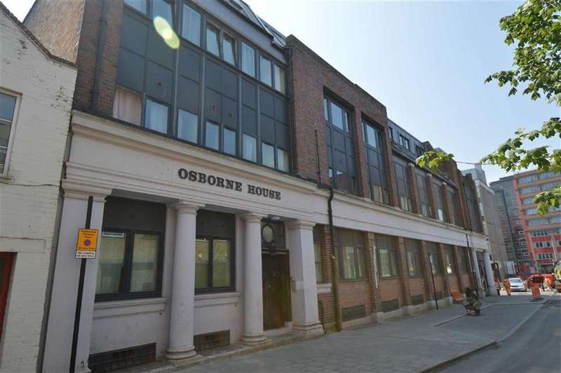 2 Bedrooms Apartment Flat for sale in Osbourne House, City Centre