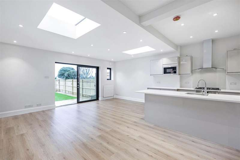 4 Bedrooms Terraced House for sale in Salisbury Gardens, Wimbledon