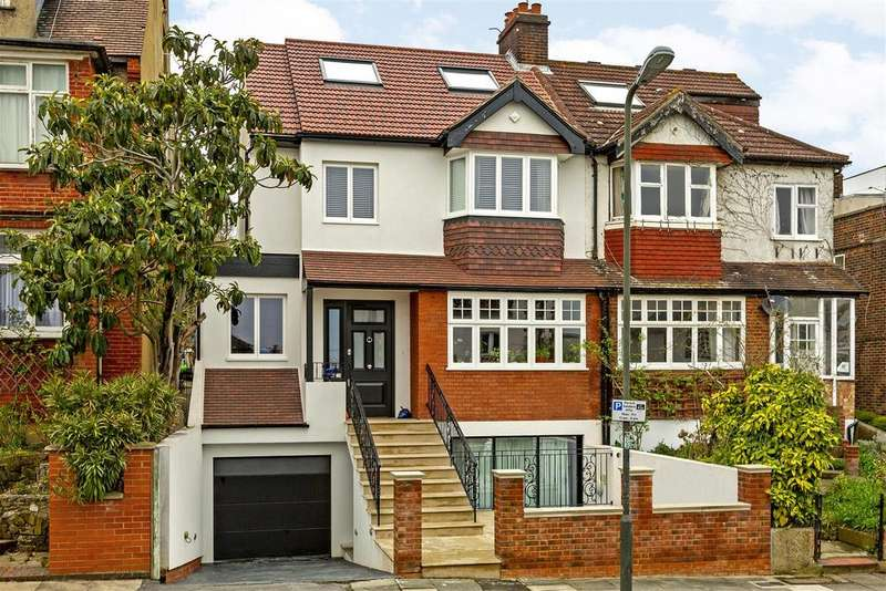 6 Bedrooms Semi Detached House for sale in Dora Road, Wimbledon