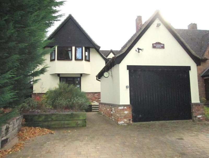 4 Bedrooms Detached House for sale in Bury Hill, Potton SG19