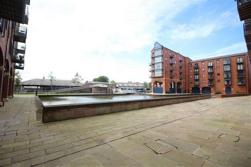 2 Bedrooms Apartment Flat for sale in Handbridge Square, Chester