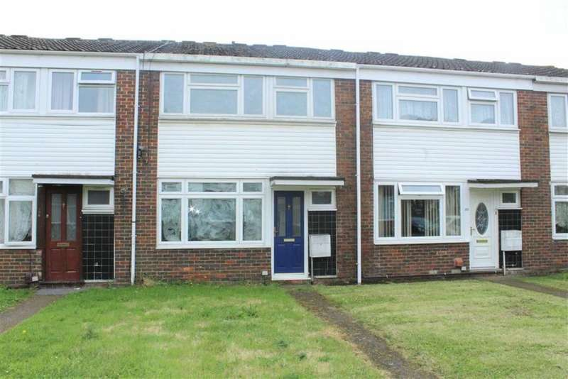 4 Bedrooms Terraced House for sale in Spackmans Way, Slough, Berkshire