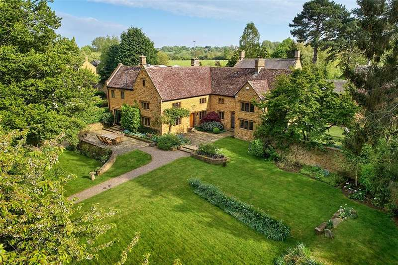 5 Bedrooms Detached House for sale in Horn Hill, Barford St. Michael, Banbury