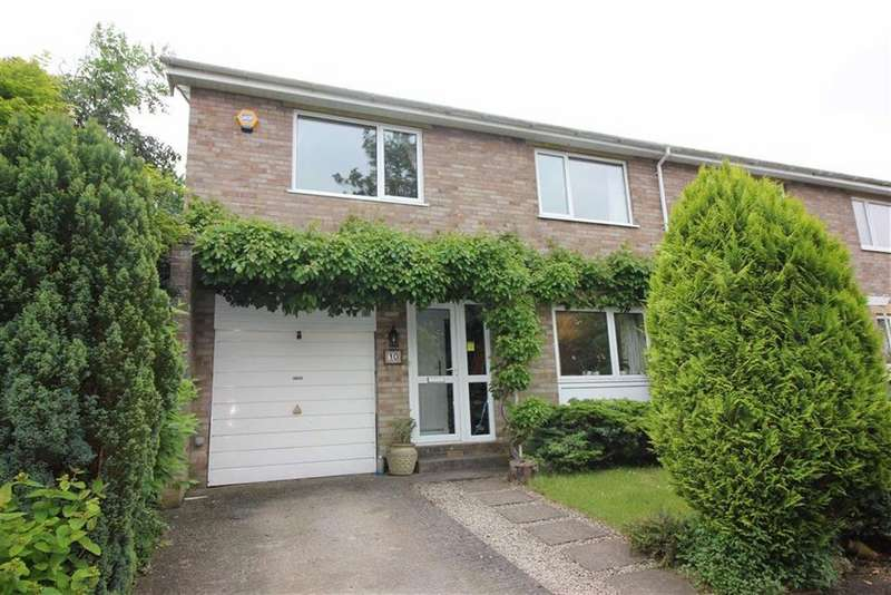 4 Bedrooms End Of Terrace House for sale in Poplar Avenue, Stoke Bishop, Bristol