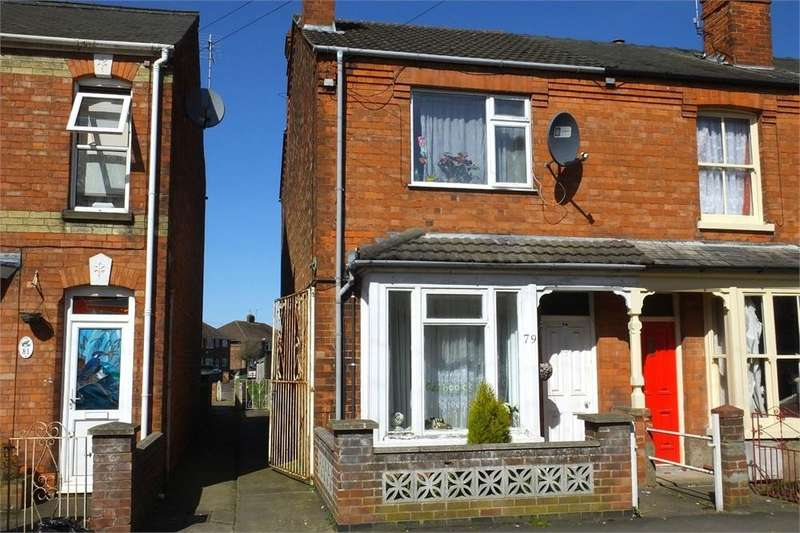 2 Bedrooms Semi Detached House for sale in Sydney Street, Boston, Lincolnshire