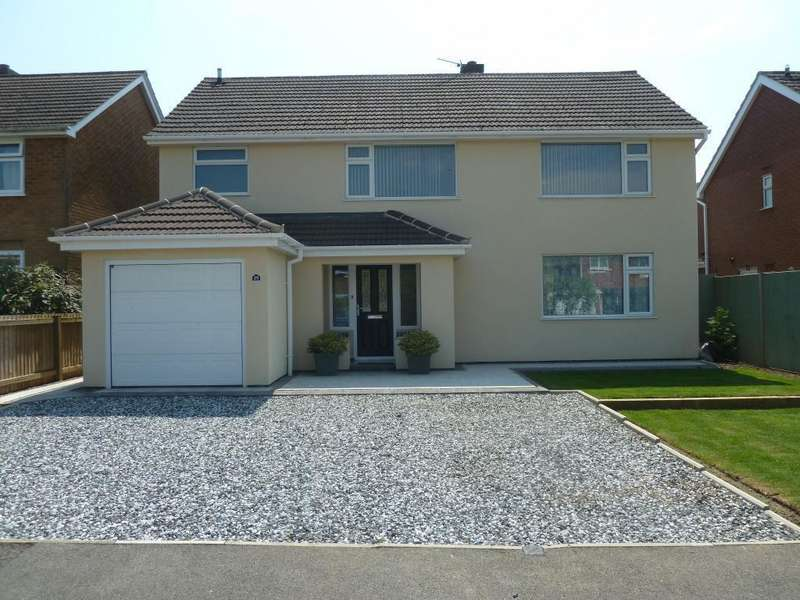 4 Bedrooms Detached House for sale in LINCOLN DRIVE, MELTON MOWBRAY
