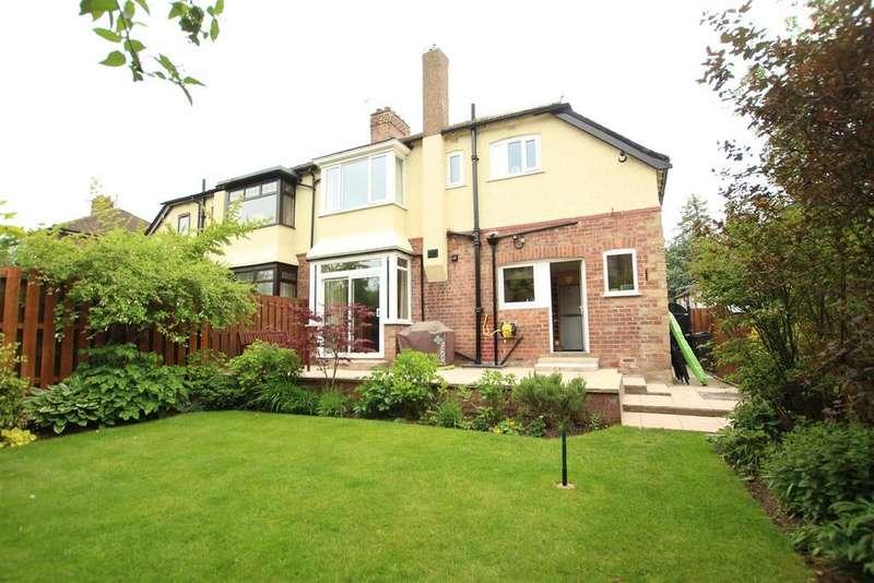 4 Bedrooms Semi Detached House for sale in Highbury Road, Darlington