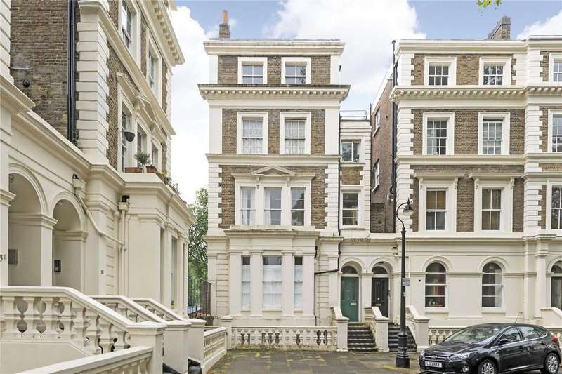 1 Bedroom Flat for sale in Albert Square, Stockwell, London, SW8