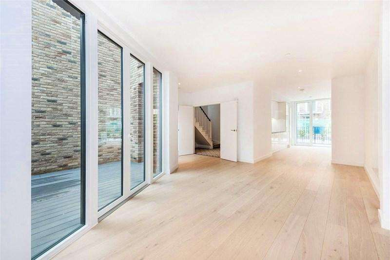 5 Bedrooms House for sale in Starboard Way, Royal Wharf, Docklands