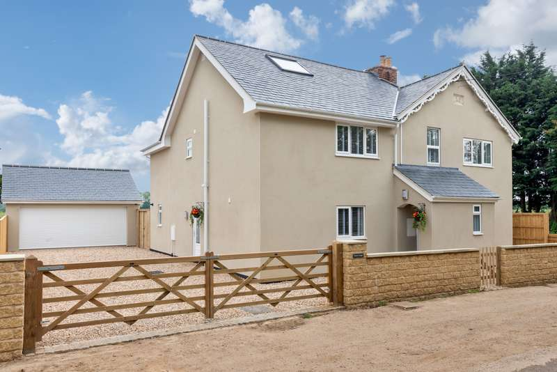 5 Bedrooms Property for sale in Meadow Cottage, Nightingale Lane, South Marston