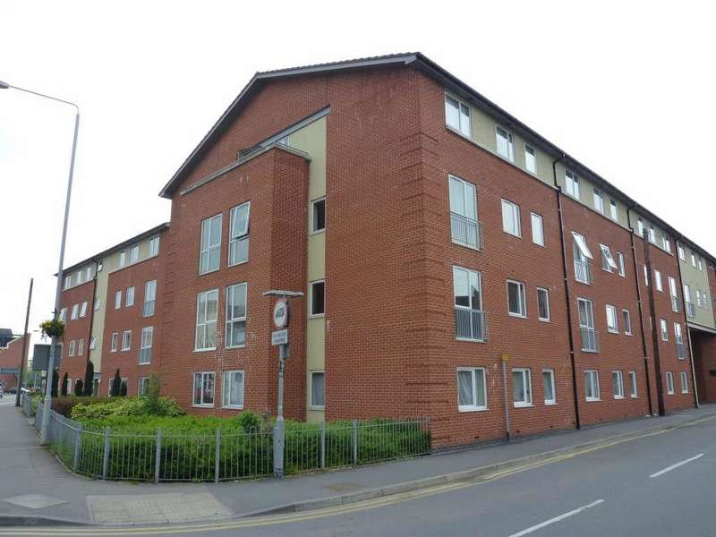 2 Bedrooms Apartment Flat for sale in Sovereign Court, Loughborough, Leicestershire