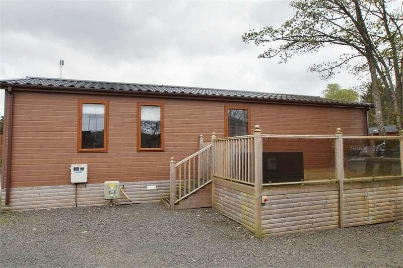 3 Bedrooms Park Home Mobile Home for sale in LA23 1LF Lake View, White Cross Bay Caravan Park, Windermere, Cumbria