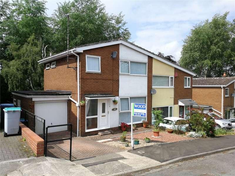 4 Bedrooms Semi Detached House for sale in Queensway, Shotley Bridge, Consett, DH8