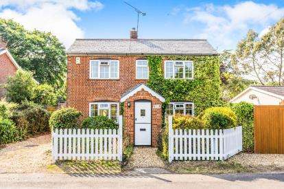 3 Bedrooms Detached House for sale in Cadnam, Southampton, Hampshire