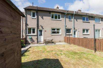 3 Bedrooms Terraced House for sale in Kinbrae Park, Newport-On-Tay