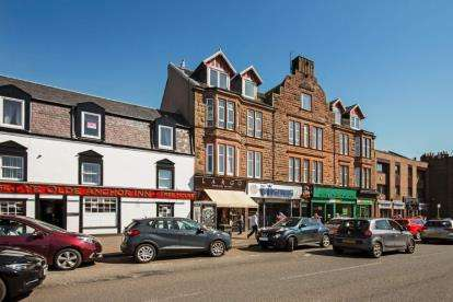 2 Bedrooms Flat for sale in Gallowgate Street, Largs