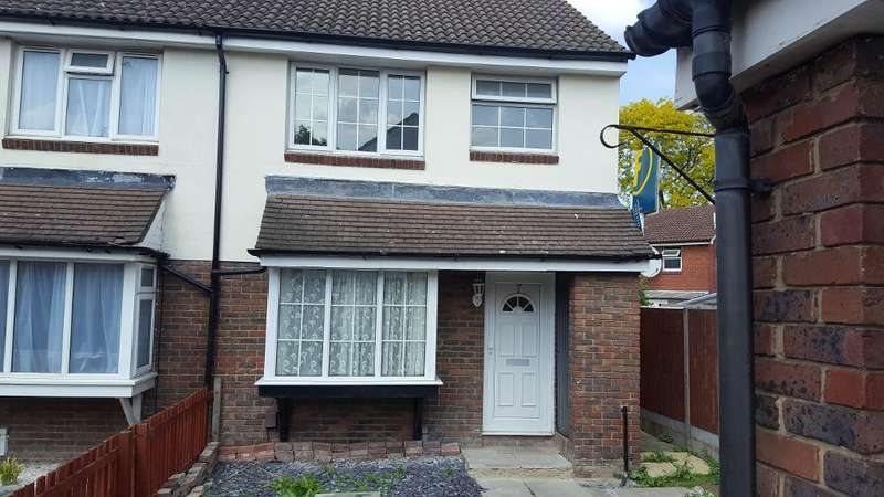 3 Bedrooms End Of Terrace House for sale in Vanbrugh Close, London, E16 3TG