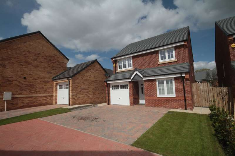 3 Bedrooms Detached House for sale in Ceremony Wynd, Middlesbrough, TS4 2WG