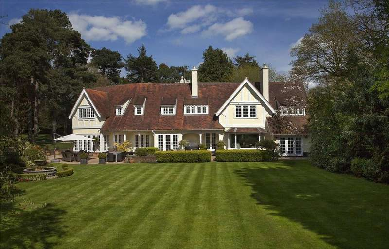 6 Bedrooms Detached House for sale in The Ridgeway, Boars Hill, Oxford, Oxfordshire, OX1